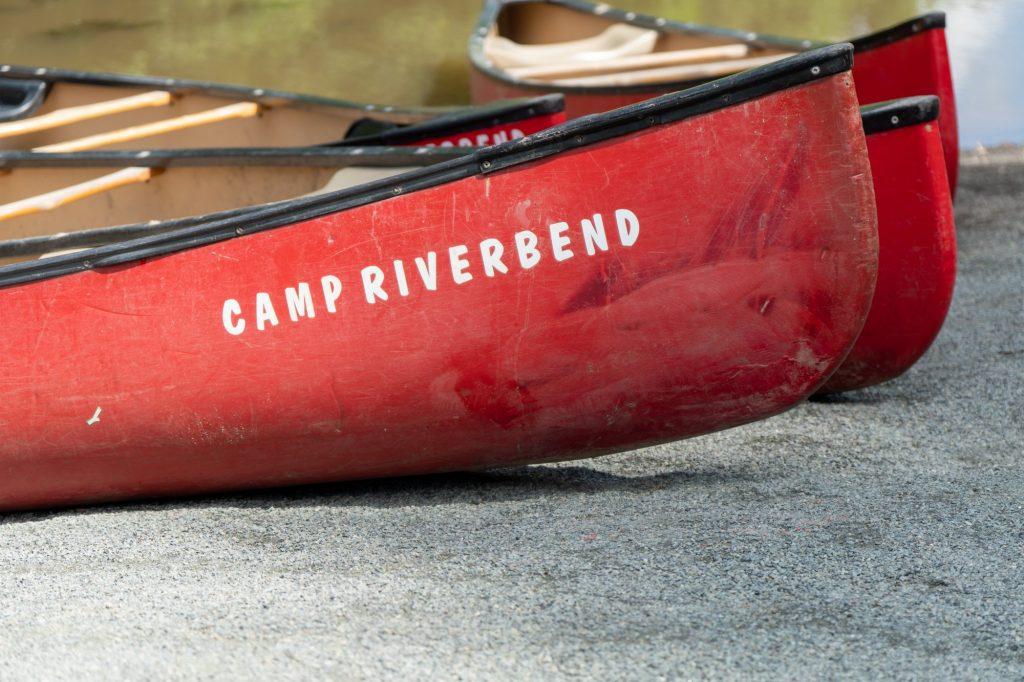 camp riverbend canoe